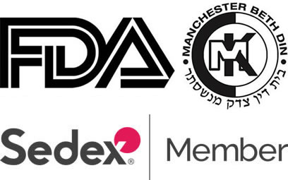 fda, us food and drug administration logo, sedex member